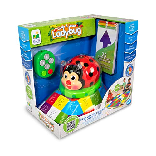 The Learning Journey Code and Learn! Ladybug - on Amazon