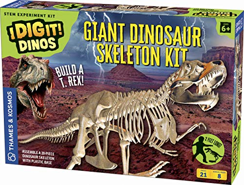 (Thames & Kosmos Giant Dinosaur Skeleton Kit Science Experiment Kit)