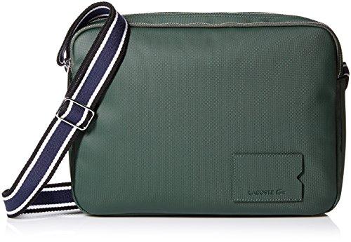 Lacoste Men's s Classic Fantaisie Messenger Bag, Sinople ...