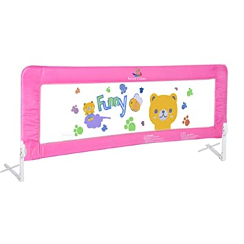 toddler guard rail bed rail children extra long bed guard baby safety rail guard fold down