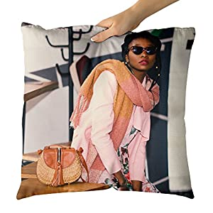 Westlake Art Decorative Throw Pillow - Eyewear Care - Photography Home Decor Living Room - 20x20in