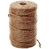 Rope King JT#18335 Heavy Duty Jute Twine, 335'