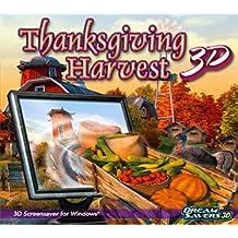 Thanksgiving Harvest 3D Screensaver