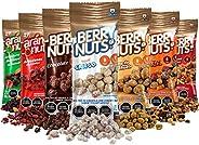 Berry Nuts 30 bolsitas de snacks TO GO, un poco de cada uno de nuestros 7 sabores.