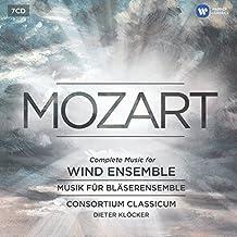 Mozart: Complete Music for Wind Ensemble / Musik fur Blaserensemble