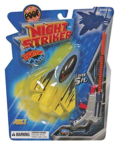 POOF Night Striker Plane (Halloween Costume Near Me)