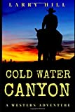 Cold Water Canyon (Will Cannon, Bounty Hunter, Western Adventure Novels)