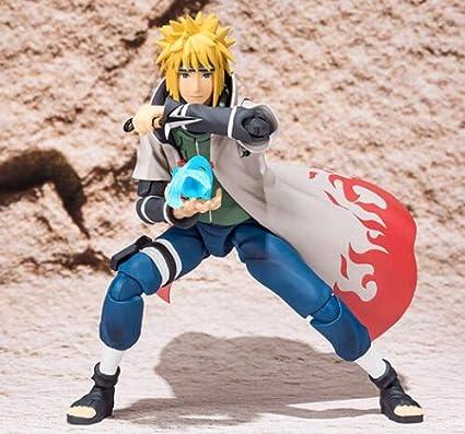 2011 SDCC Exclusive Naruto Shippuden Minato 4th Hokage Figure