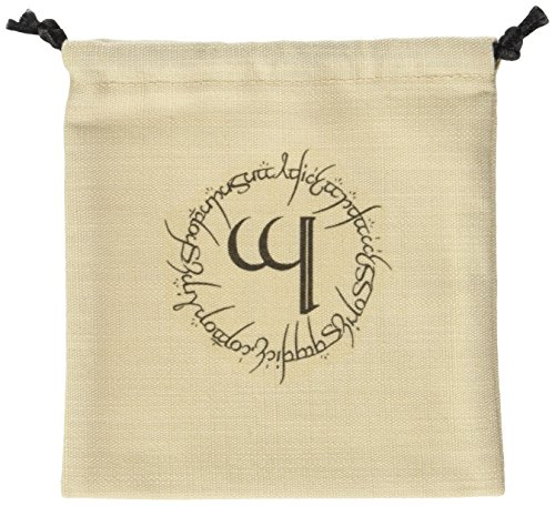 Q-Workshop: Elven Dice Bag in Linen (Elvish)