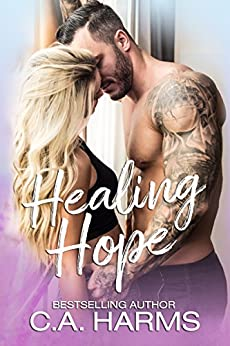 Healing Hope by [Harms, C.A.]