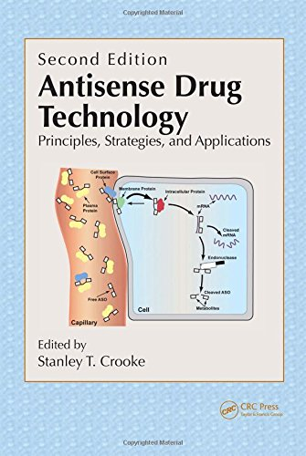 Antisense Drug Technology: Principles, Strategies, and Applications, Second Edition by Brand: CRC Press