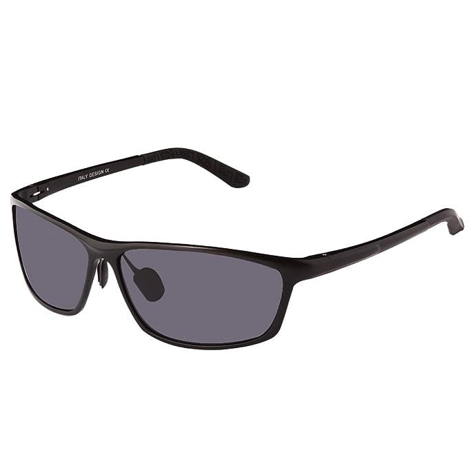 DUCO 2179S Gafas de Sol Deportivas Polarizadas para Conducir