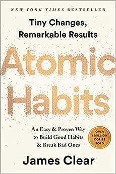 40% off Atomic Habits