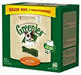 Greenies 36 oz Canister Petite 60 Count, My Pet Supplies