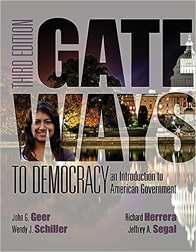 Gateways To Democracy 3rd Edition Pdf