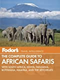 Front cover for the book Fodor's Kenya by Fodor's