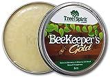 Lamson TreeSpirit BeeKeeper's Gold, Salad Bowl and Wood Preserver, 8  oz. tub