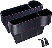 meidong Car Seat Gap Organier, Storage Box, Console Side Pocket Storage