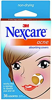 36 Ct. Nexcare Acne Cover Drug-Free Gentle Breathable Cover