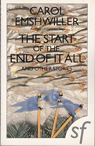The Start of the End of it All and other stories cover
