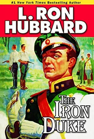 book cover of The Iron Duke