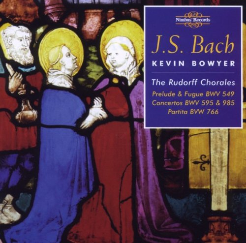 Bach: The Works for Organ, Vol. 14