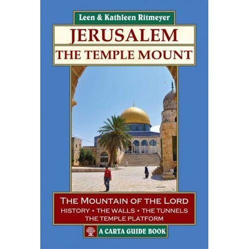 Image result for leen ritmeyer temple mount guide