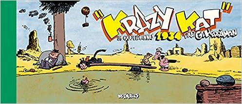 Krazy Kat - Les Quotidiennes de 1934