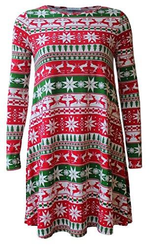 FASHIONCHIC Damen Kleid