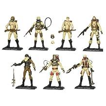 GI Joe: Extreme Conditions Action Figure Pack Set 1: Cobra Desert Assault Squad