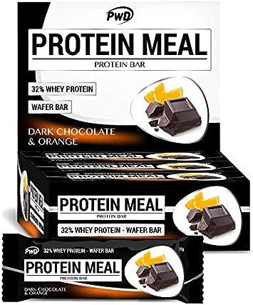 Protein Meal Chocolate Negro con Naranja