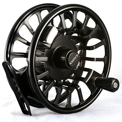 Fly Abel Reels - Galvan Torque Fly Reel Size 5 Black