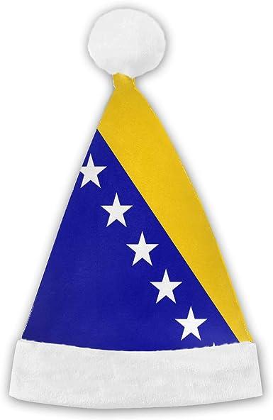 Bosnia and Herzegovina Hand Flag 25cm