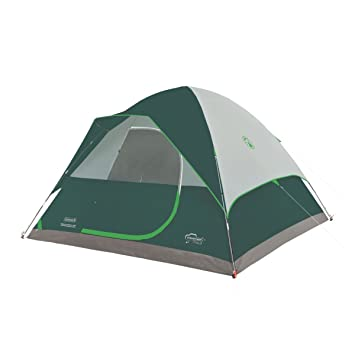 Coleman Maumee WeatherTec Waterproof 8 Person Family 12u0027 x 11u0027 Dome C&ing Tent  sc 1 st  Amazon.com & Amazon.com : Coleman Maumee WeatherTec Waterproof 8 Person Family ...