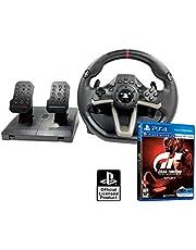 "Lenkrad PS4 und Pedale Orig. Licensed PlayStation 4 RWA Apex + Gran Turismo Sport ""GT Sport"""