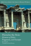 Hierocles the Stoic, Ilaria Ramelli and David Konstan, 1589834186
