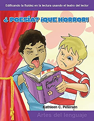 Poesia? Que horror!: Grades 1-2 (Building Fluency Through Reader's Theater) (Grammar Tales Box Set)