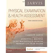 Physical Examination and Health Assessment - Canadian, 3e