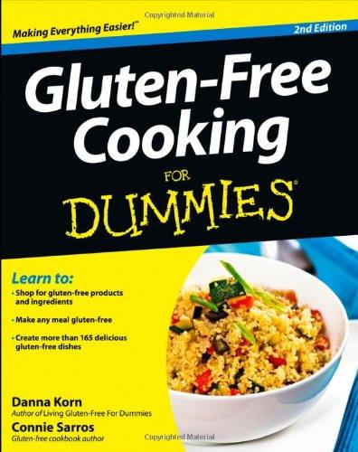 gluten free baking for dummies - 3