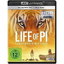 Life Of Pi, 2 Blu-ray