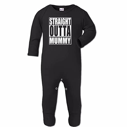 1072fe215b3a Amazon.com  Bang Tidy Clothing Baby Romper Suit Boy Girl One Piece ...