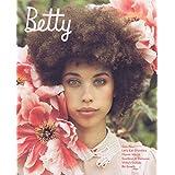 Betty Magazine No.16 2016 小さい表紙画像