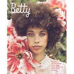 Betty Magazine 表紙画像