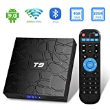 Turewell T9 Android Box, Android 8.1 TV Box RK3328 Quad Core 64bit 4GB