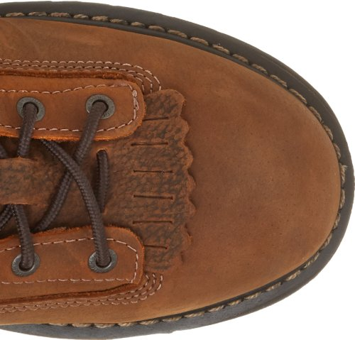 Rocky Men's Iron Clad Eight Inch LTT Steel Toe Work Boot,Brown,13 M US by Rocky (Image #7)