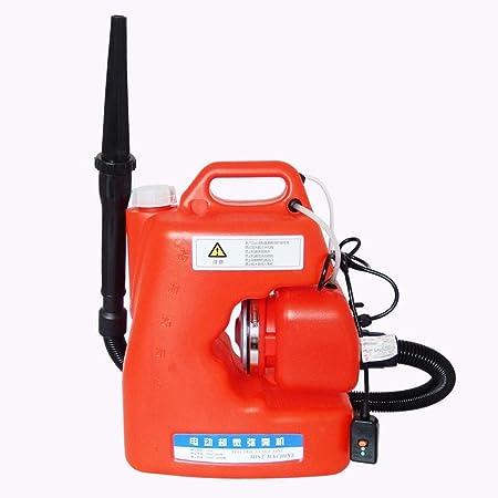 Pulverizador Electrico, Sulfatadora Mochila Pulverizador Jardin Fogger Máquina Bomba De Pulverizador De Malezas, Insertar Electricidad Utilizar, para Jardín y Lavado De Coches, 15L: Amazon.es: Hogar