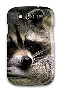 Cute Appearance Cover/tpu NEOceZT421QBpiS Beautiful Animal1 Case For Galaxy S3