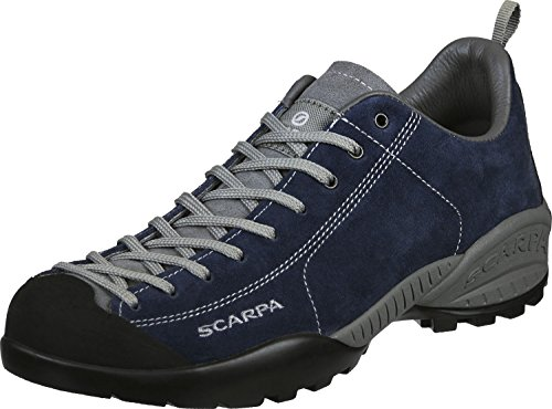 Blau Schuhe Schuhe Leather Mojito Mojito Scarpa Leather Blau Scarpa OSRwaq