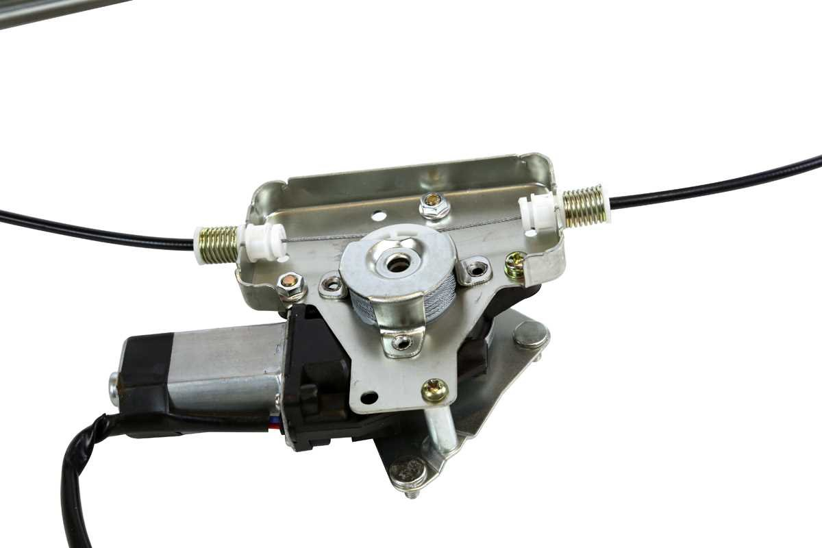 Prime Choice Auto Parts WR841924 Power Window Regulator with Motor