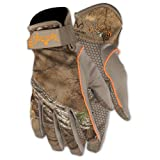 Hunting Crossbow - Scent-Lok Men's Commando Crossbow Gloves, Realtree Xtra, Medium